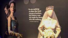 """""""The Crown"""" ofrece a los fanáticos un bocado de su nuevo reparto"""