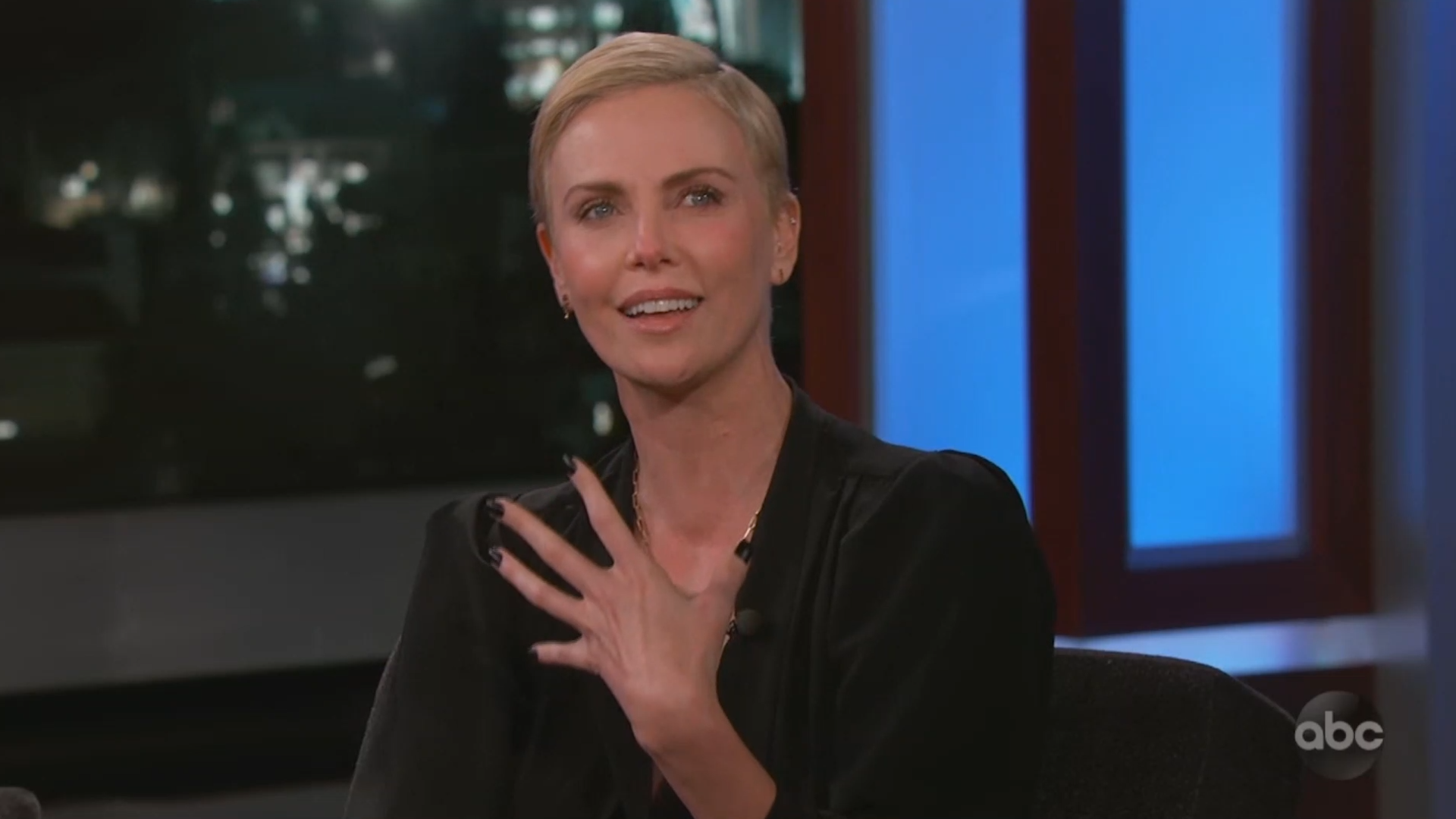 Charlize Theron has 'never forgotten' the bizarre request she once got on a date