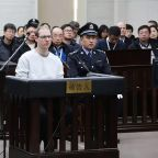 'Hostage politics': Death sentence heightens China, Canada tensions