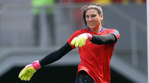 Hope Solo suspended from U.S. women's team for 6 months for trashing Sweden