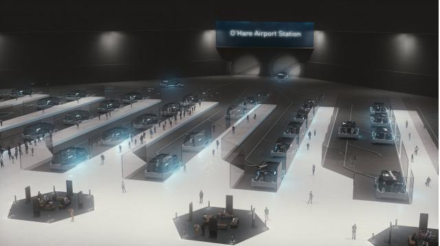 The Boring Company tunnels given green light for line to Chicago's O'Hare airport