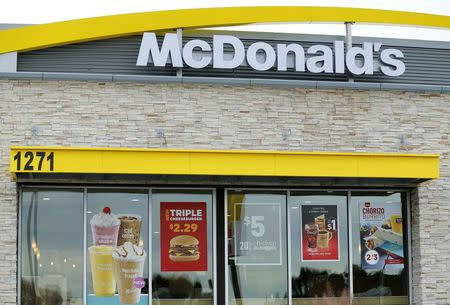 McDonald's franchisees to new CEO: back-to-basics, fast