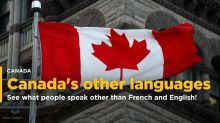 Canada's other spoken languages