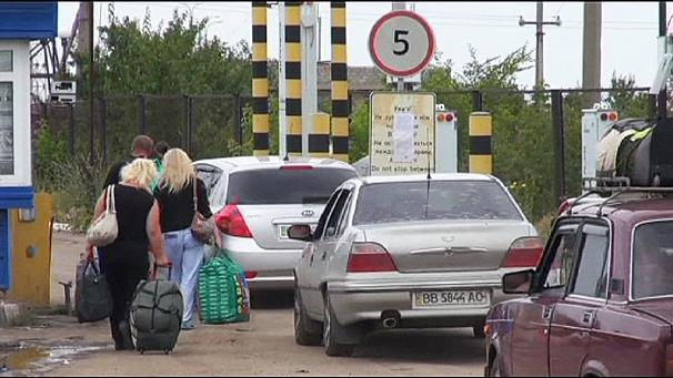 Ukraine: Number of displaced dramatically increases