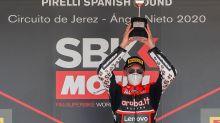 Scott Redding logra su primer triunfo en el Mundial de Superbikes
