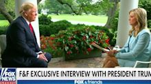 'I'd give myself an A-plus': Trump's dumb and dumber Fox News interview