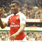 Arsenal's Iwobi delighted with goal against Bayern Munich