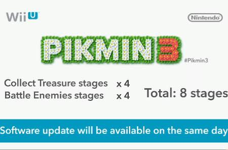 Guide Captain Olimar through new Pikmin 3 DLC in December