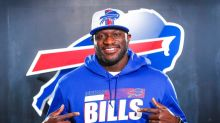 Efe Obada: I've landed in the right place - I know the standard, I'm here to help the Bills win