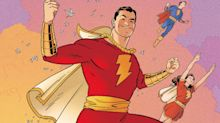 Zachary Levi gives fans their first look at Shazam!