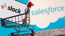 After $27.7 billion deal, Salesforce aims to connect companies via Slack