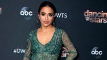 'Dancing With the Stars' Frontrunner Ally Brooke Says She's Lost 10 Lbs Since Starting the Show