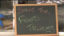 Food Truck Owners Take On City