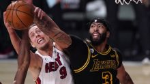 Halfway home: Lakers top Heat 124-114 for 2-0 Finals lead