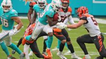 Miami Dolphins tinkering with roles for two second-year players. The details