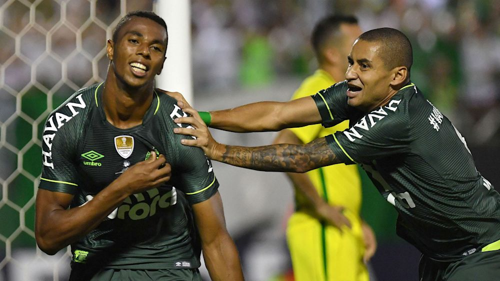 Recopa Sudamericana, la Chapecoense vince la finale d'andata