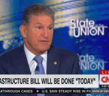 Manchin, Collins say infrastructure bill has enough GOP support to pass Senate