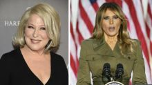 Bette Midler Calls Melania Trump an 'Illegal Alien' Who 'Can't Speak English,' Responds to Controversy