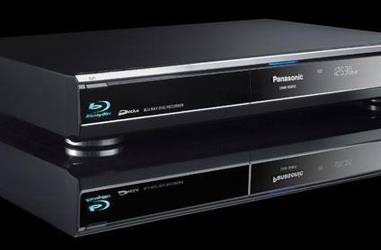 Panasonic's Blu-ray burning FreeSat+ DVRs due in June