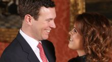 Princess Eugenie and Jack Brooksbank's wedding reception will be held at the Royal Lodge