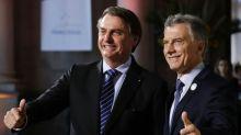 Bolsonaro entrou com pé firme no Mercosul