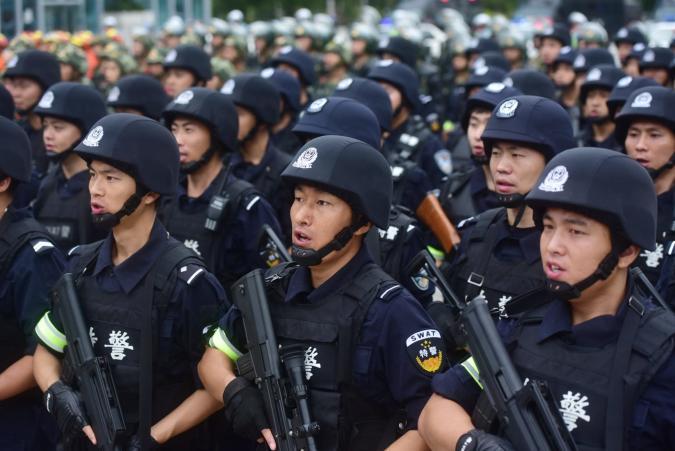 China tiene ya una policía 'pre crimen' que emplea la inteligencia artificial