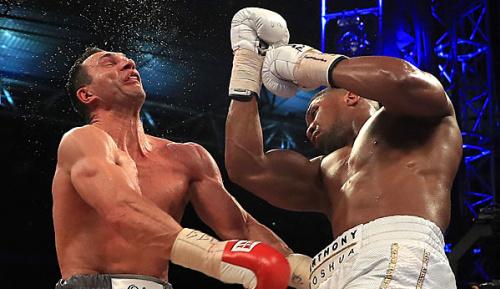 Boxen: Wolke rät Klitschko zu Rückkampf gegen Joshua