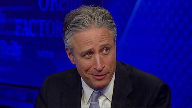 Stewart and O'Reilly rumble in 'No Spin Zone'