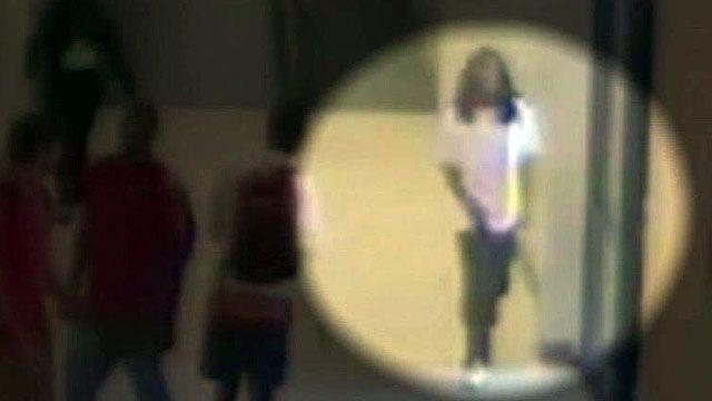 School surveillance video released in teen's death