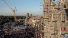 Disney teases Star Wars land with construction video