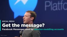 'Small number' of Russian Facebook election ad accounts used Messenger