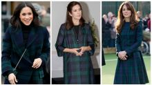 Princess Mary takes style inspo from Meghan and Kate on royal visit
