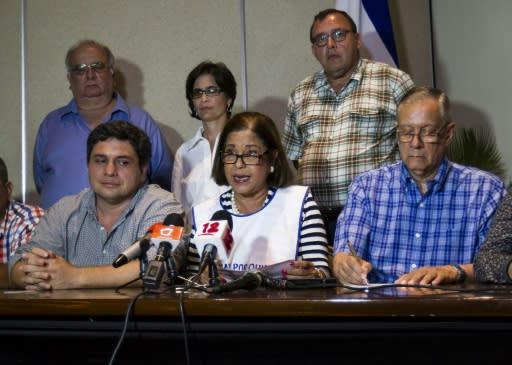 """la oposición anuncia lucha cívica contra """"dinastía Ortega-Murillo ..."""
