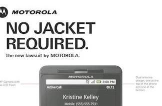 Motorola asks court to invalidate Apple patents, preempt another lawsuit