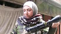Woman Sniper: 'Stop Killing' in Syria