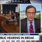 Chris Wallace: If you're not moved by Marie Yovanovitch's testimony you don't have a pulse