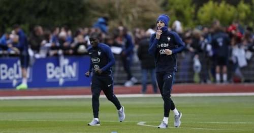 Foot - Bleus - Bleus : vers une titularisation d'Adrien Rabiot au Luxembourg ?