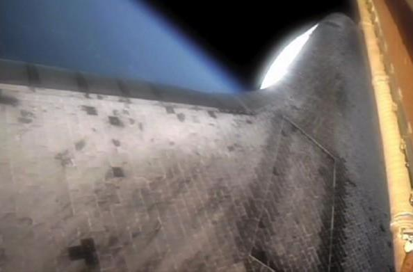 Wanna take a trip into space and back on a solid rocket booster? (video)