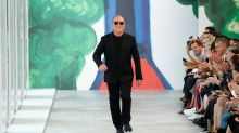 Designer Michael Kors at NYFW: 'I'm like fashion Xanax'