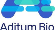 Aditum Bio Announces Formation of Third Company, Anteris Bio