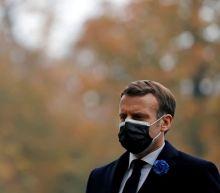 Macron says images of police beating Black man shameful for France