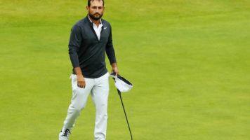 Golf - British Open - The Open: Levy en sursis  mais en progrès