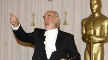 Sir Sean Connery's Oscars acceptance speech: Patience truly is a virtue