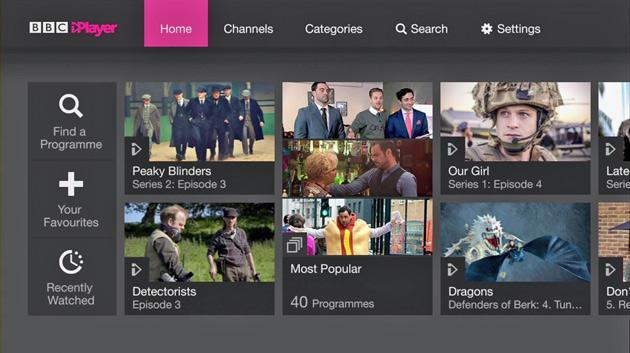 YouView boxes finally granted the BBC's new iPlayer and red button features