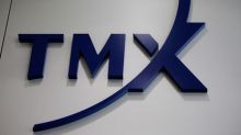 TSX futures fall on dip in crude oil prices