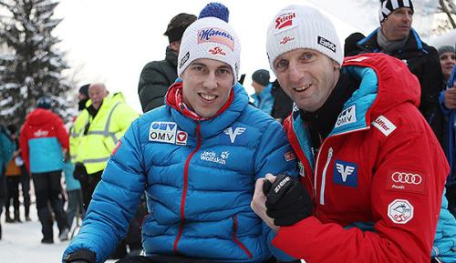 Skispringen: Sturzopfer Lukas Müller: Rückschläge bei der Reha