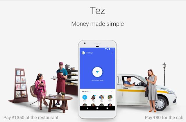 Google's mobile wallet for India uses sound for money transfers