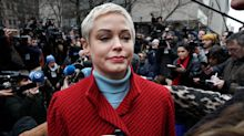 Rose McGowan fears Harvey Weinstein could 'hire a hit man' to kill her after his rape conviction