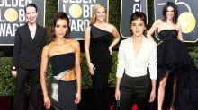 This week's best dressed celebrities: 8 January 2018