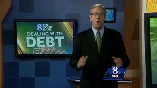 Part 1: Are you in the debt danger zone?